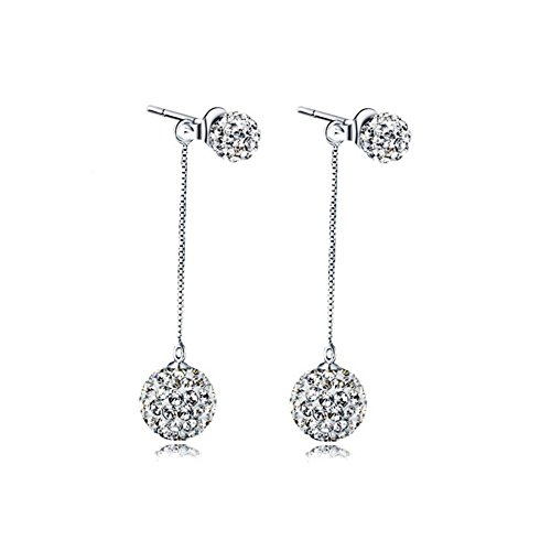 Lucky Ladybug Baby Costumes (ER1210159C1 Fashionable Silver Plating Women's Earring)