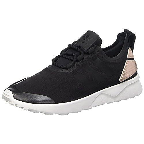 san francisco 7c221 e437b adidas ZX Flux ADV Verve W, Chaussures de Running Compétition Femme