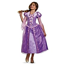 Disguise Costumes Rapunzel Tween Disney Princess Tangled Costume, Large/10-12