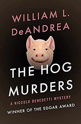 book cover of The Hog Murders