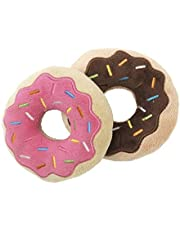 FuzzYard FY07041 Donuts Dog Toy (2 Pieces)
