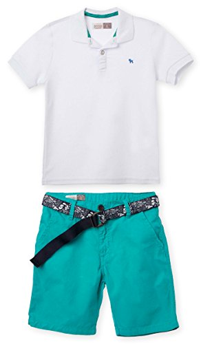 offcorss-matching-brother-siblings-twins-polo-outfits-for-boys-kids-shorts-and-shirt-blue-white-set-