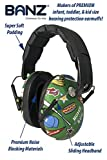 Baby Banz Earmuffs Kids Hearing Protection - Ages