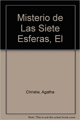 Misterio de Las Siete Esferas, El (Spanish Edition): Agatha Christie: 9789504906803: Amazon.com: Books