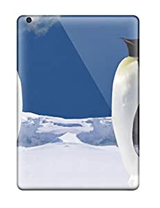 Hot Fashion AKZXqPO501yfBse Design Case Cover For Ipad Air Protective Case (identical Penguins)