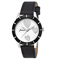 Jainx Round White Dial Analogue Watch For Women & Girls J
