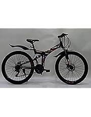 folding mountain bike, Trinx