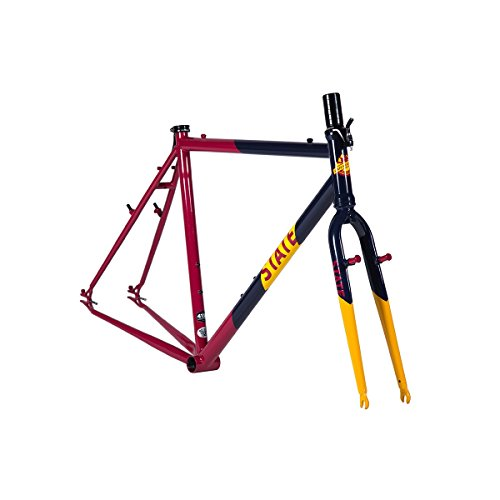 State Bicycle Co. Warhawk Cyclocross Single Speed Bike Frame/Fork Set