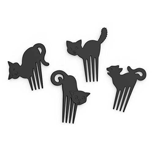Fred MMMEOW Cat Party Picks, Set of 16