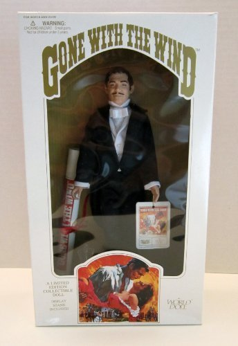 Rhett Butler Gone With The Wind Doll - Rhett Butler Costumes