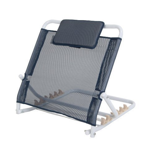 Diastar Adjustable Backrest Reclining Support Bed Wedge with Pillow Cushion