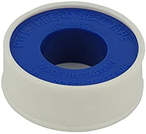 "Teflon Thread Seal Tape PTFE Thread Seal Tape 1/2"" x 260"""