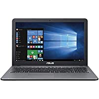Asus - VivoBook X540SA-BPD0602V 15.6 Laptop - Intel Pentium - 4GB Memory - 500GB Hard Drive - Silver gradient IMR with hairline Vivo Book Notebook PC Computer DVD BURNER