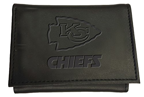 Team Sports America Kansas City Chiefs Tri-Fold Wallet