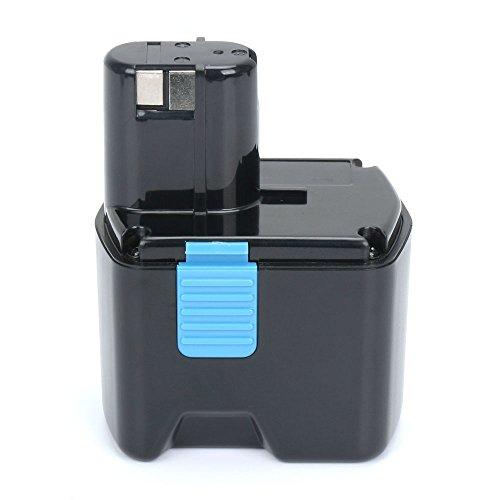 EB1812s Battery for Hitachi 18v Battery EB1814SL, EB1814, EB1820, EB1820L, EB1830H, EB1830HL, Replacement Hitachi C18DMR, CJ18DL, DS18DMR,DH18DL, UB18 18-volt Cordless Power Tools by REEXBON