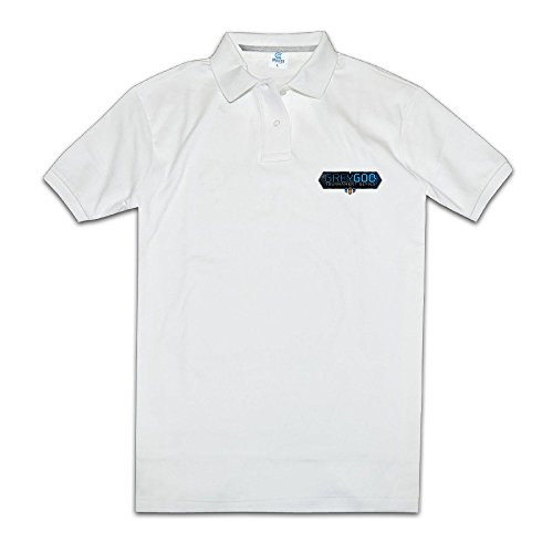 Price comparison product image Grey Goo Video Game Logo Polo Shirts