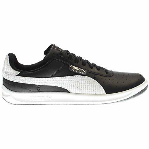 Shoes Black Puma Men's PUMA White Athletic puma Size Vilas G wZw0RI