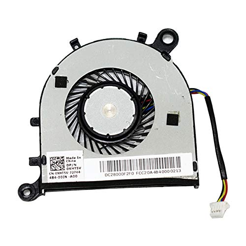 New CPU Cooling Fan For Dell Inspiron XPS 13 9343 9350 13.3 Series Laptop XHT5V 0XHT5V CN-0XHT5V ()