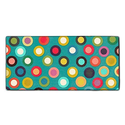 Pop Dots Decorative Dish Towels Ideal Tea Towels, Kitchen Dish Towels, or General Purpose Kitchen Towels Machine Washable
