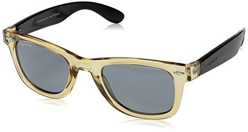 Coyote Eyewear Nomad Polarized Classic Sunglasses, Honey - Polarized Coyote Sunglasses