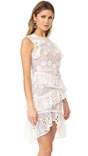 Delle Vestito Bianco Arleigh Donne Alexis nqz70BwZq