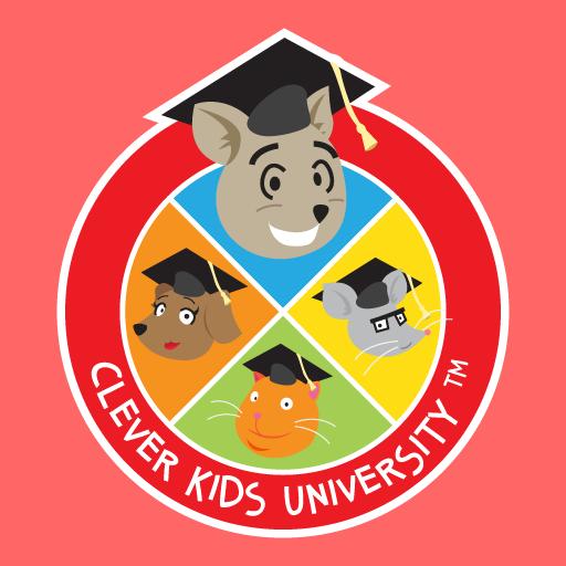 Clever Kids University: Pre-Reader