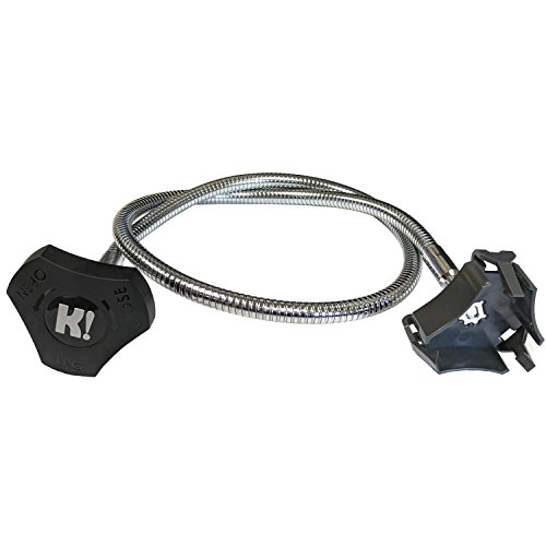 Knob Where You Need It! Relocate Your Propane Tank Knob to the Front Control Panel of the BBQ Grill (36