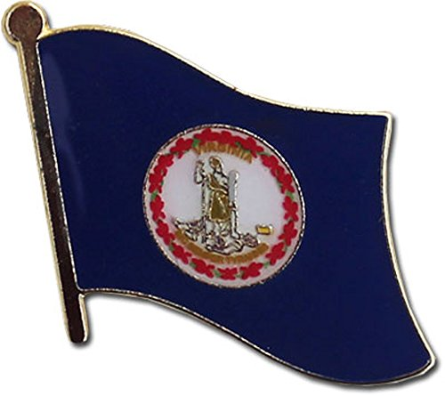 Flagline Virginia - State Lapel Pin
