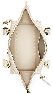 ZAC Zac Posen Women's Solid Eartha Iconic Double Handle Bag