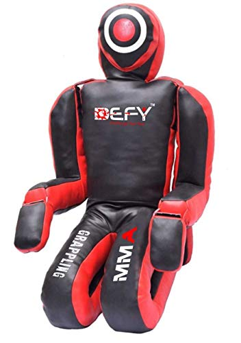 DEFY BJJ Grappling Kneeling Dummy