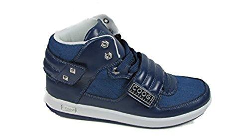 Coogi CBS435 Kid's Stein Navy Sneaker US 6