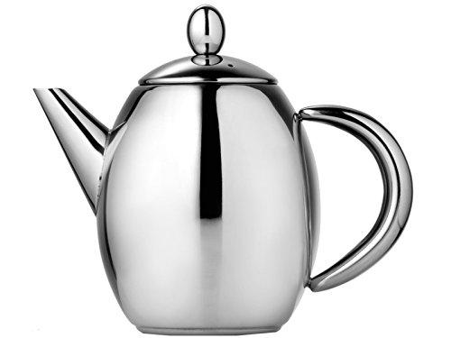 Cafetiere Teapot La - La Cafetière 6-Cup Paris Infuser Teapot, 1.5 L (2½ Pint)