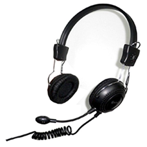 Connectland Stereo Online Gaming Headphone with Microphone 20Hz ¨C 20,000Hz