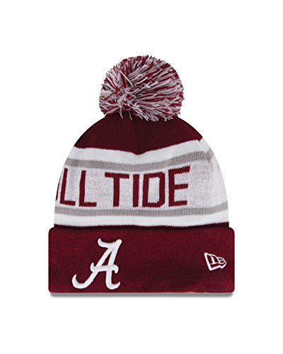 New Era Toque (NCAA Alabama Crimson Tide Biggest Fan Redux Beanie)