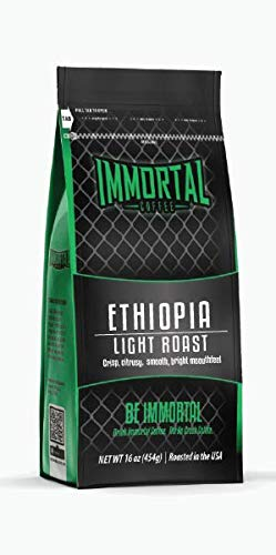 Ethiopia Specialty Grade Ground ()