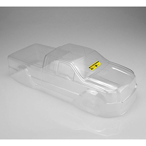 J Concepts Inc. 2011 F250 Clear Body: HPI Wheely King, JCO0324