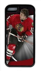 Chicago Blackhawks,Tuomo Ruutu Customizable iphone 5C Case by icasepersonalized