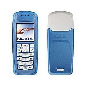 Nokia 3100 Xpress diámetro carcasa delantera y trasera
