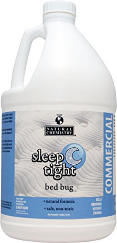 Natural Chemistry Sleep Tight Bed Bug Spray, Commercial