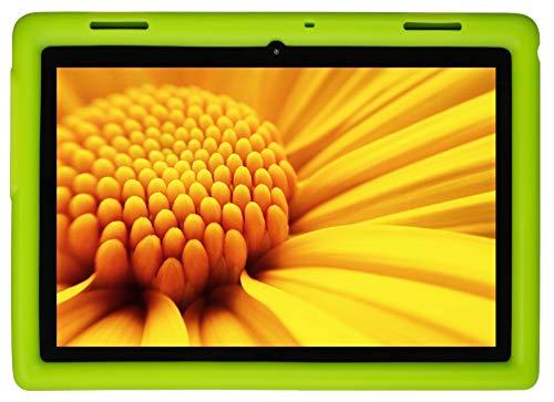 BobjGear Bobj Rugged Tablet Case for Lenovo Tab E10 (TB-X104F) Kid Friendly (Gotcha Green) (Lenovo Case 2 Tablet Protective)