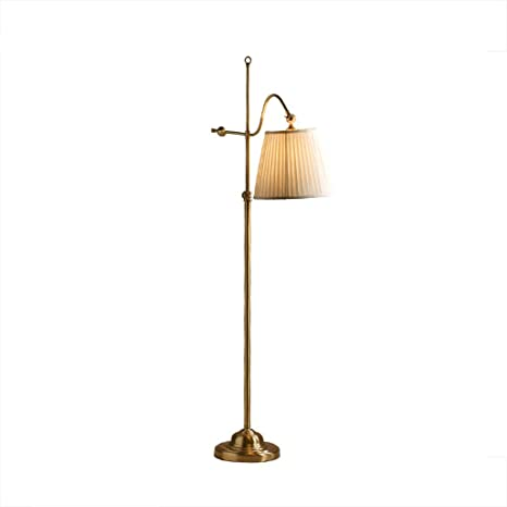Floor lamp Vbimlxft- American Copper Lámpara de pie Salón ...