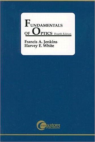 Amazon fundamentals of optics 9780072561913 francis jenkins fundamentals of optics 4th edition fandeluxe Gallery