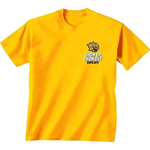 New World Graphics NCAA Football Schedule 2017 Short Sleeve Shirt