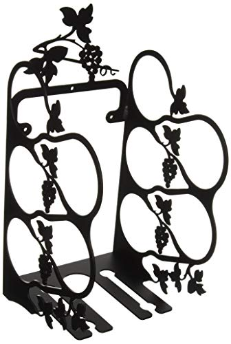 16.5 Inch Grapevine Wine Rack Wall Mount