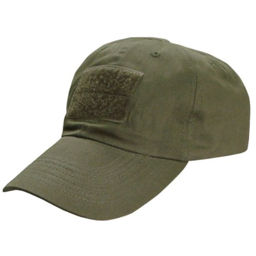 Condor Tactical Cap (Olive Drab, One Size Fits All)