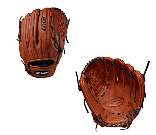 "Wilson - 2019 A500 Youth Baseball Glove - 12"" Dexterity: for sale  Delivered anywhere in USA"