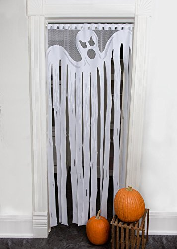 Halloween Ghost Streamer Panel by Heritage Lace, 38
