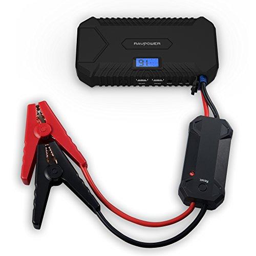 RAVPower 14000mAh Portable Protection Flashlight