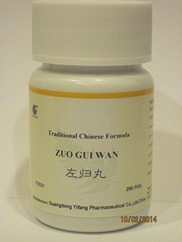 Zuo Gui Wan – Left Side Replenishing Teapills, 200 Pills, (E-Fong) Review