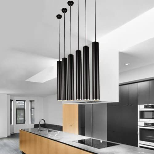 LightInTheBox LED Pendant Lights Modern Contemporary Chandeliers Ceiling Lighting Fixture for Dining Room Kitchen Light Source Warm White